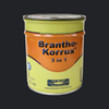 Brantho Korrux 3in1 graphitschwarz RAL9011 750ml